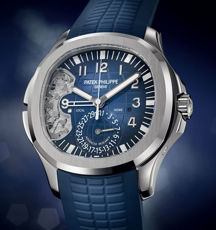 Patek Philippe's Aquanaut Limited edition