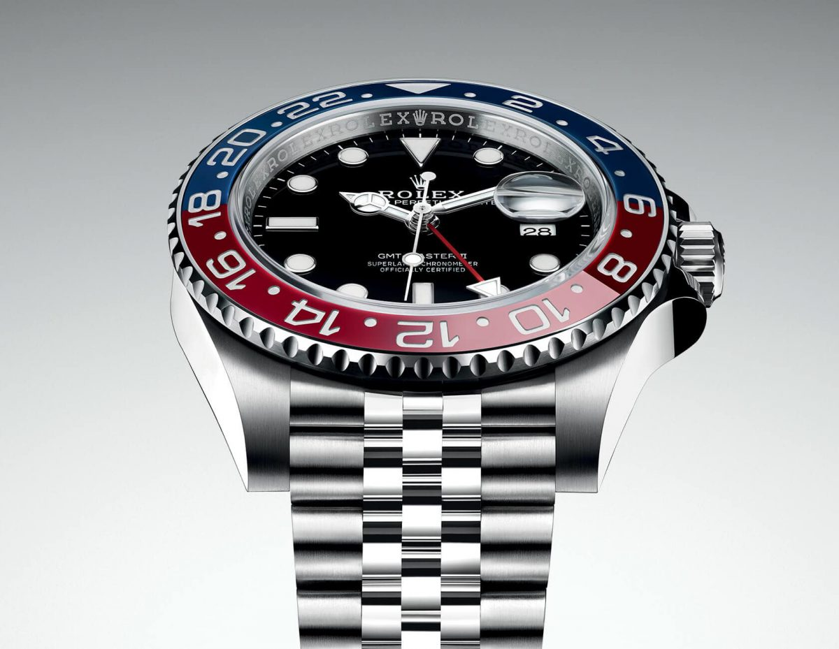 New GMT MASTER II 2018